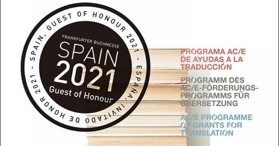 Acción Cultural Española convoca un programa de ayudas a la traducción literaria para editoriales extranjeras