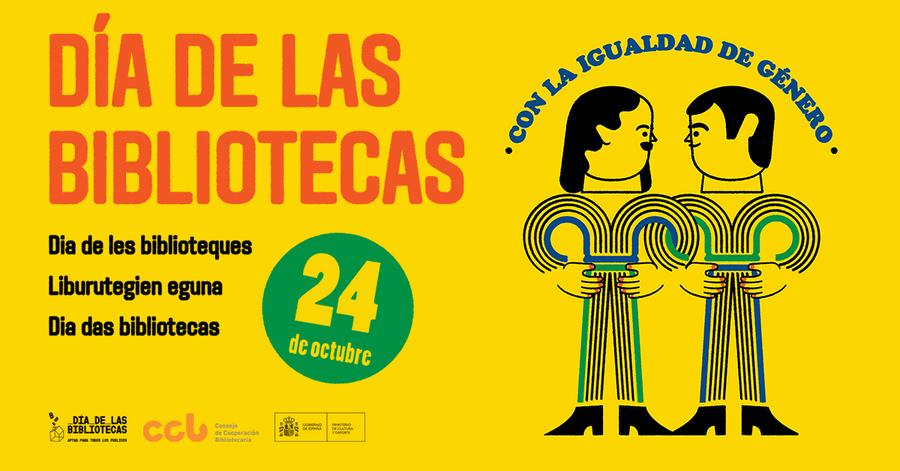 Valencia acogerá el acto central de la celebración del Día de la Bibliotecas