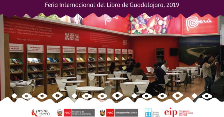 Perú Publica estará presenta en la FIL de Guadalajara