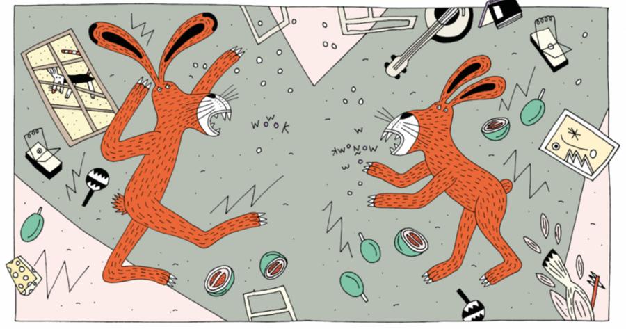 Stefano Di Cristofaro gana el Premio del público del Golden Pinwheel de jóvenes ilustradores