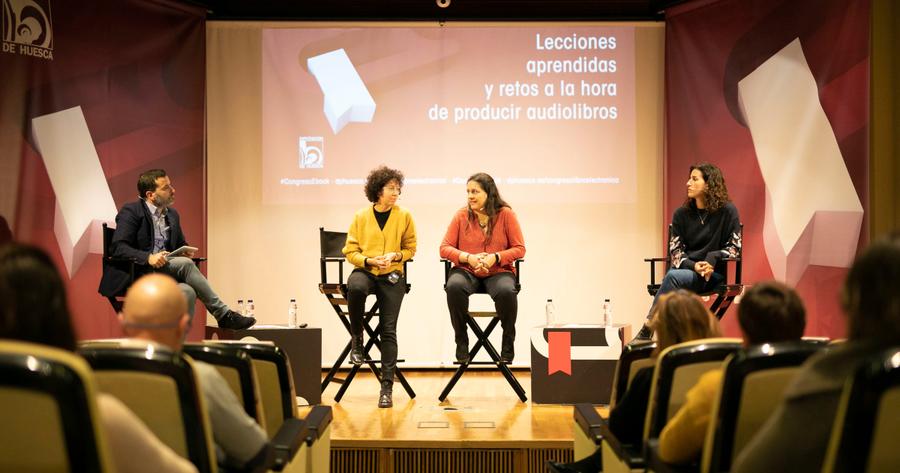 Hoy se clausuró el VII Congreso del Libro Electrónico con el audio como protagonista