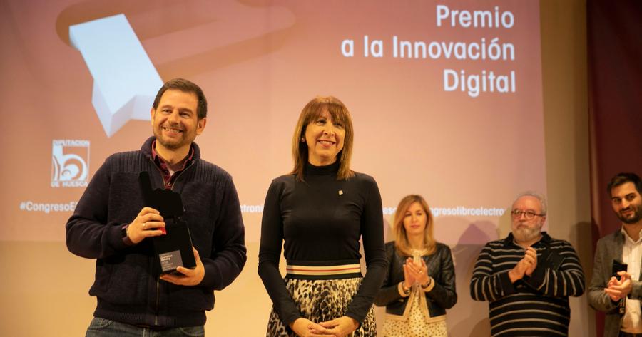 Quantified Reading Premio a la Innovación Digital