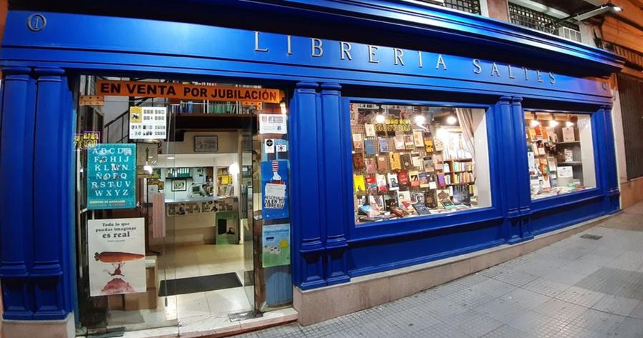 La librería onubense Saltés permanecerá abierta
