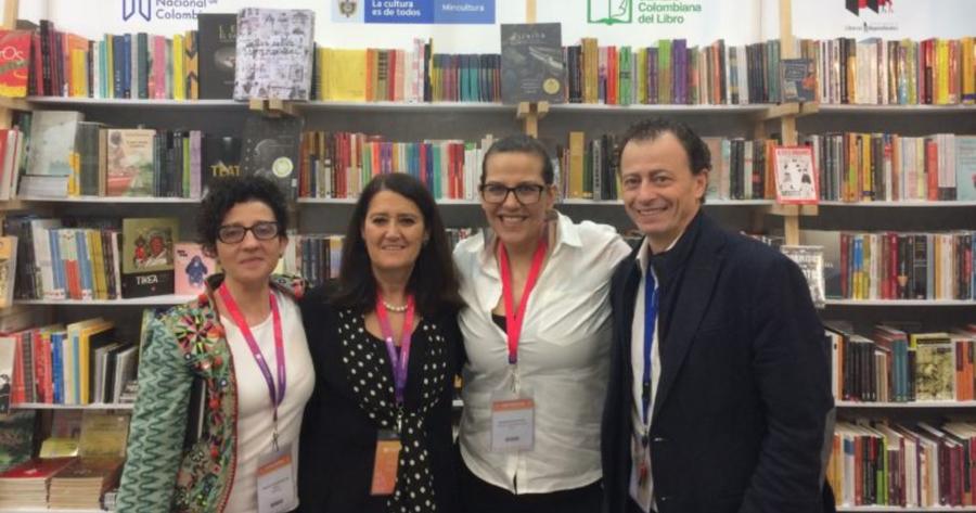 La Asociación de Editores de Madrid fortalece su presencia en las ferias internacionales latinoamericanas