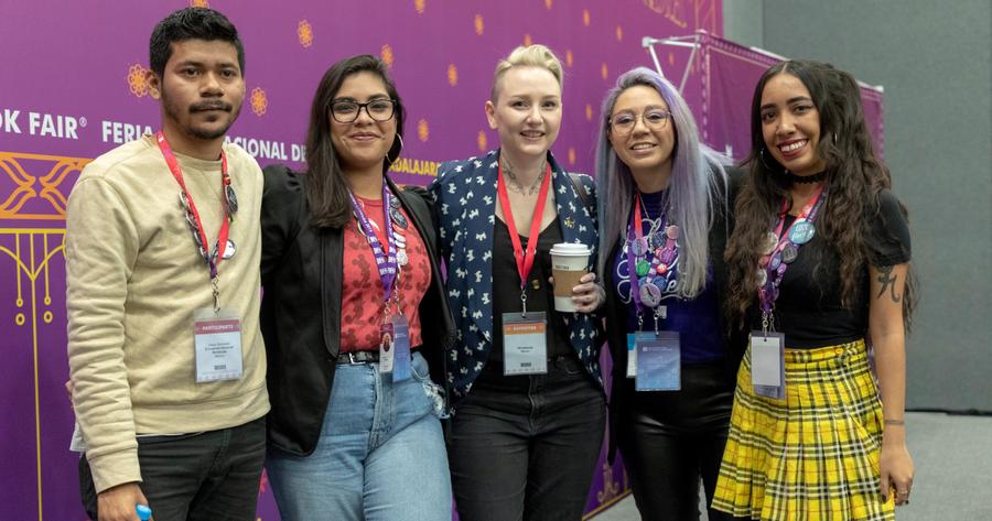 El audiolibro conquista a los más jóvenes de la FIL