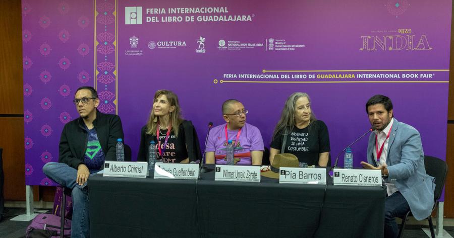 Ayer se inauguró Latinoamérica Viva en el Marco de la FIL 2019