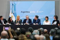 Argentina lanza el Plan Nacional de Lecturas