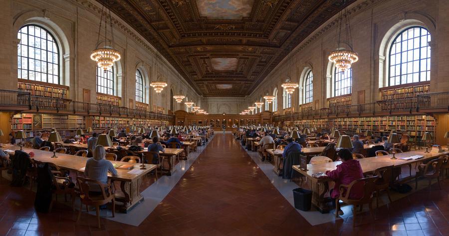 La biblioteca pública de Nueva York revela los libros más prestados de su historia