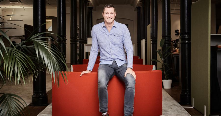 Jonas Tellander será el invitado del Global 50 Talk de la Feria de Londres