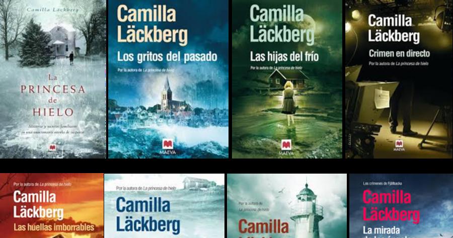 Maeva continuará siendo la editora de los crímenes de Fjällbacka