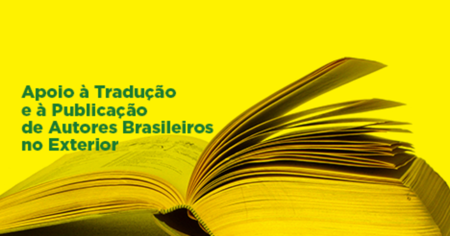 Oportunidad para las editoriales interesadas en la traducción de obras brasileñas