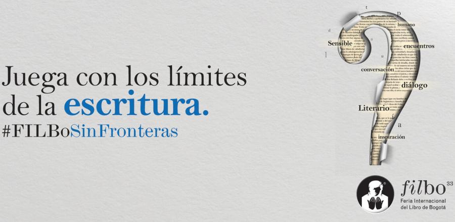 """""""Una feria sin fronteras"""" el lema de la FILBo 2020"""
