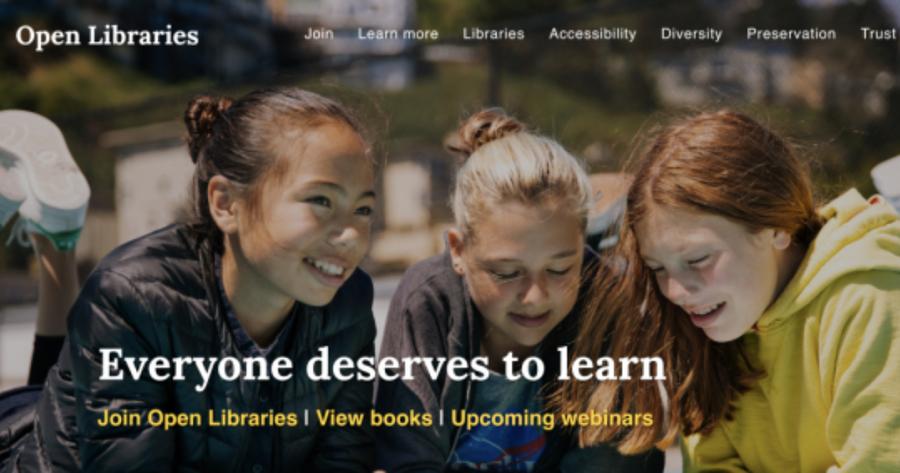 Open Library ofrecerá 4 millones de libros en línea para préstamo digital controlado en bibliotecas