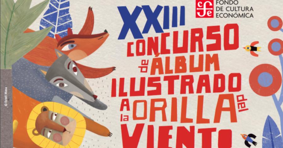 Abierto el XXIII concurso de álbum ilustrado «A la Orilla del Viento»