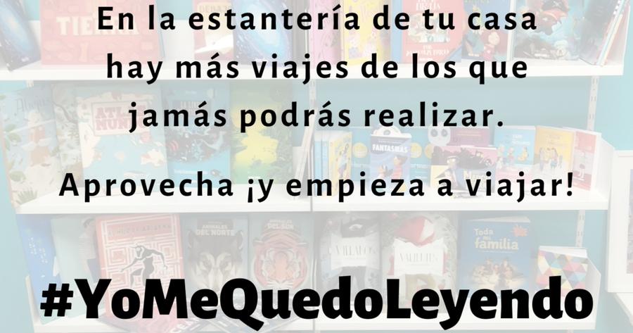 MAEVA lanza la campaña #YoMeQuedoLeyendo