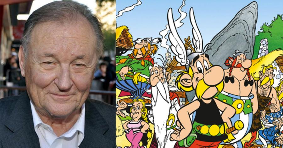 Asterix y Obelix se quedan huérfanos