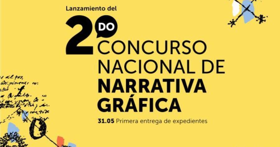 Abierta la convocatoria del Segundo Concurso Nacional de Narrativa Gráfica de Perú