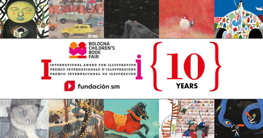 Primera exposición virtual de los ganadores del Premio Internacional de Ilustración de la Feria de Bolonia-Fundación SM