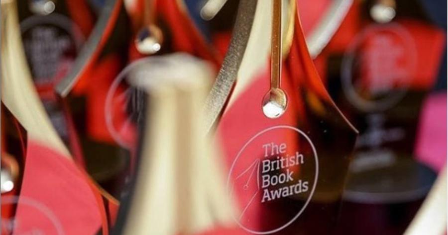 ¡Conoce a los ganadores de los British Book Awards 2020!