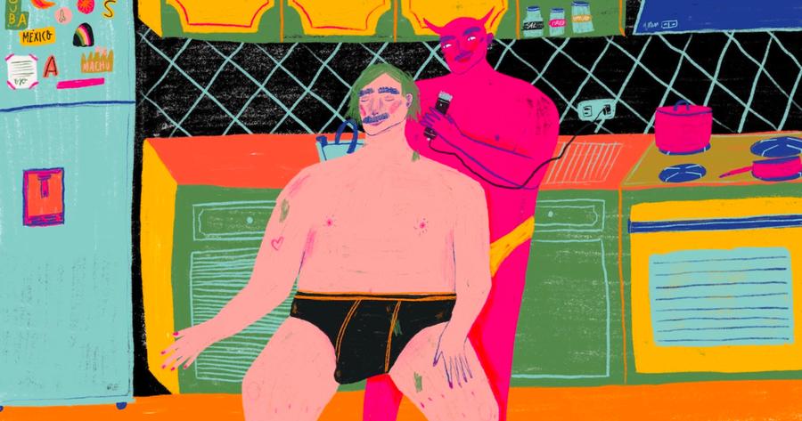 El ilustrador colombiano Sebastián Santafe Ayala gana la XI edición del CatálogoIberoamérica