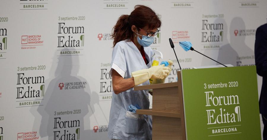 El libro digital: protagonista de la quinta edición del Forum Edita