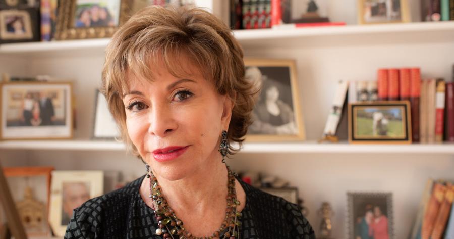 Isabel Allende gana el Premio Liber 2020 a la autora hispanoamericana más destacada