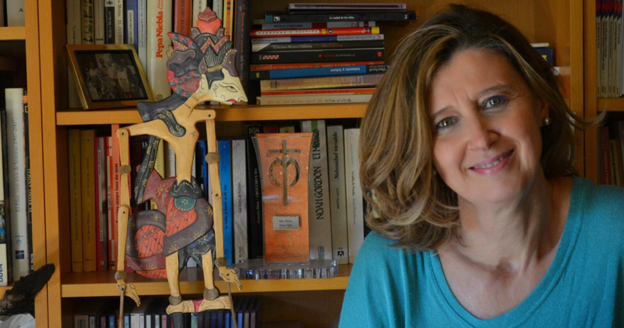 Mayte Ortiz: la nueva directora de la Fundación SM
