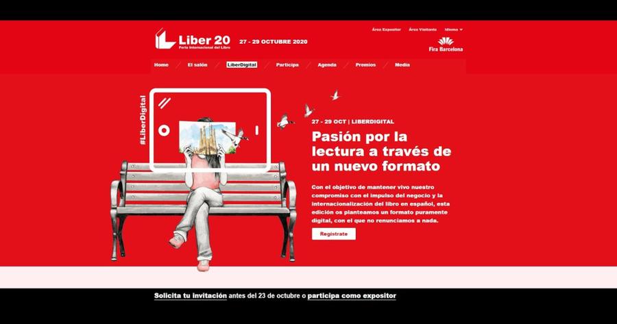 Liber invita a encuentros de negocio virtuales a mil trescientos compradores y prescriptores de 64 países