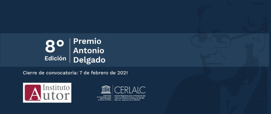 Abierta la convocatoria del Premio Antonio Delgado
