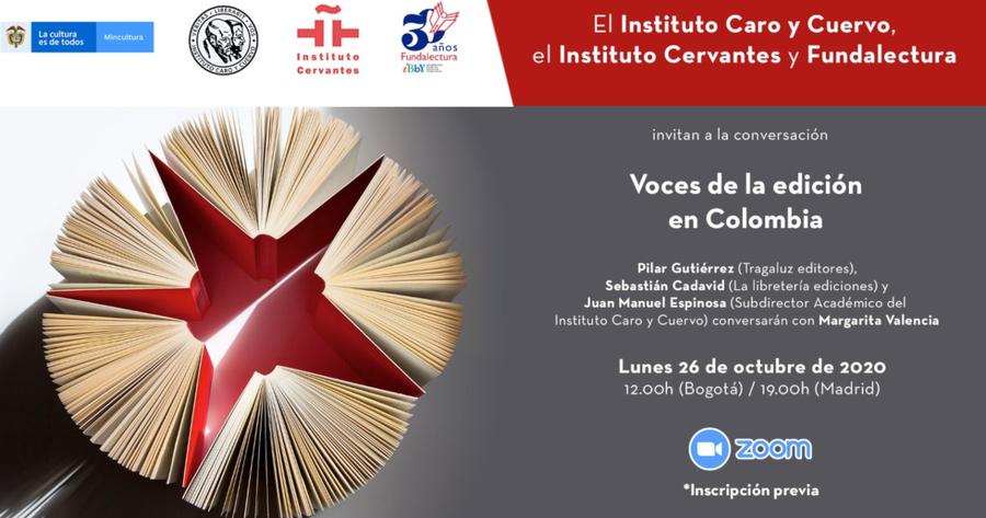 ¡Voces de la edición en Colombia!