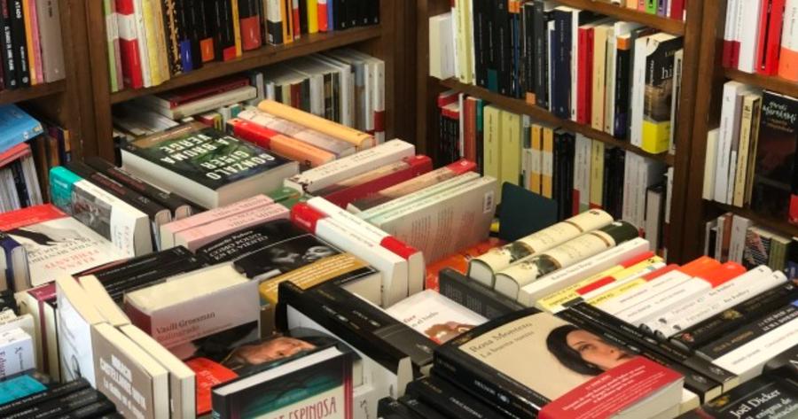 Las librerías españolas sitúan en 22,55 % las pérdidas por la incidencia del coronavirus