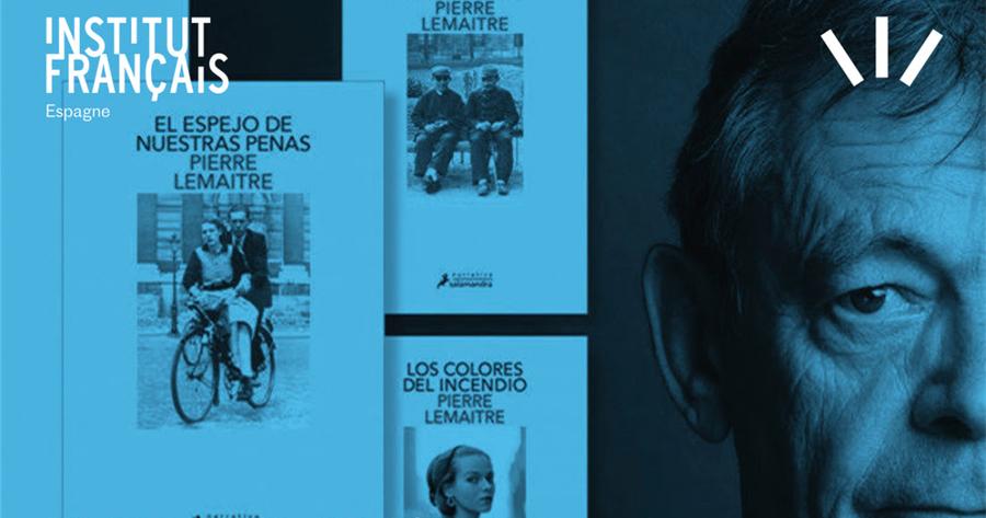 ¡Libreros entrevistan a Pierre Lemaitre!