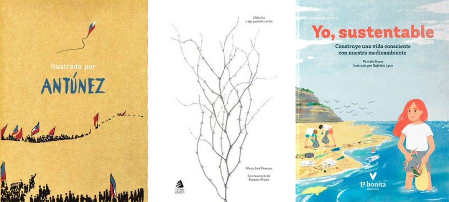La Cámara Chilena del Libro anuncia a los ganadores de los Premios a la Edición 2020