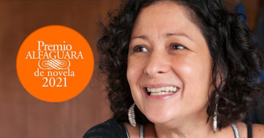 La autora colombiana Pilar Quintana obtiene el Premio Alfaguara de Novela 2021
