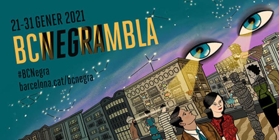 La Rambla, protagonista de la 16ª edición de BCNegra