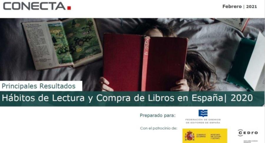 El confinamiento elevó en España el número de lectores semanales de libros a su máximo histórico