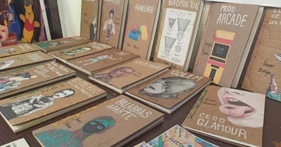 La editorial boliviana Electrodependiente ya cuenta con una librería física