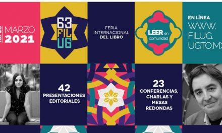 Presencia destacada de la edición universitaria española en la Feria Internacional del Libro de la Universidad de Guanajato
