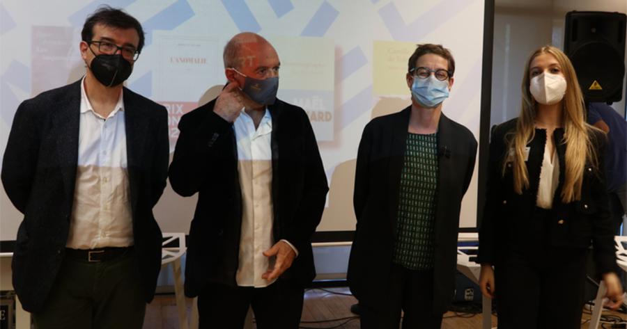 «L'anomalie» de Hervé Le Tellier gana el Premio Goncourt: la elección de España