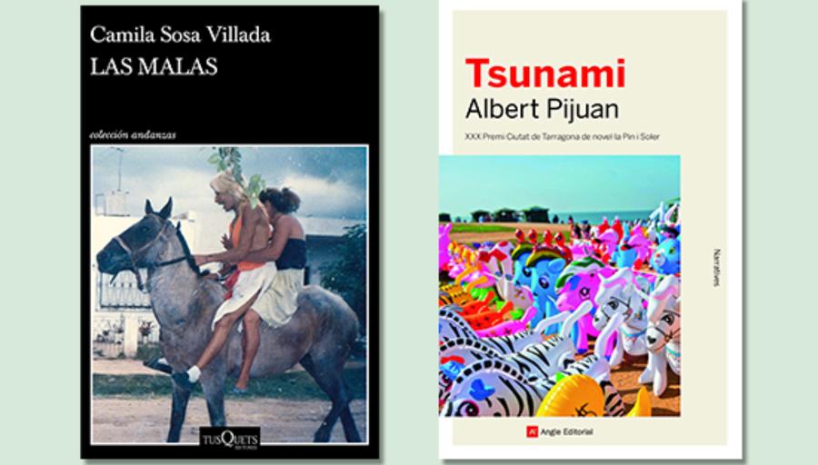Camila Sosa y Albert Pijuan son los ganadores de la primera edición del Premio Finestres de Narrativa