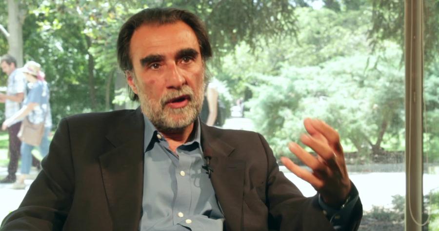 Oche Califa cesa como Director Institucional y Cultural de la Fundación El Libro, y como Director de la FIL de Buenos Aires