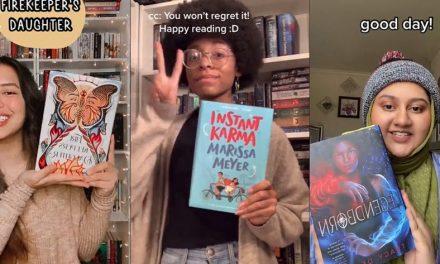 Después de Bookstagram llegó la hora de Booktok