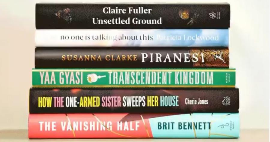 Ya se conocen las obras finalistas del Women's Book Prize