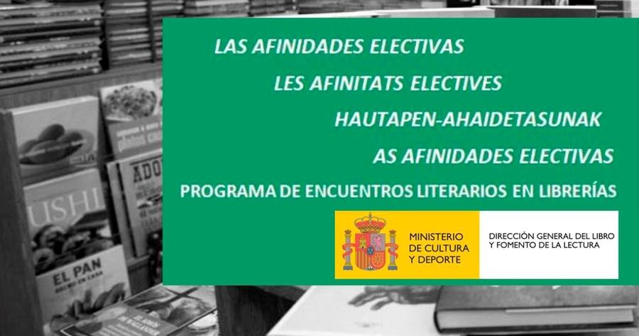 El 31 de mayo finaliza el plazo de presentación de propuestas para el Programa de Actividades Literarias en Librerías de España 2021