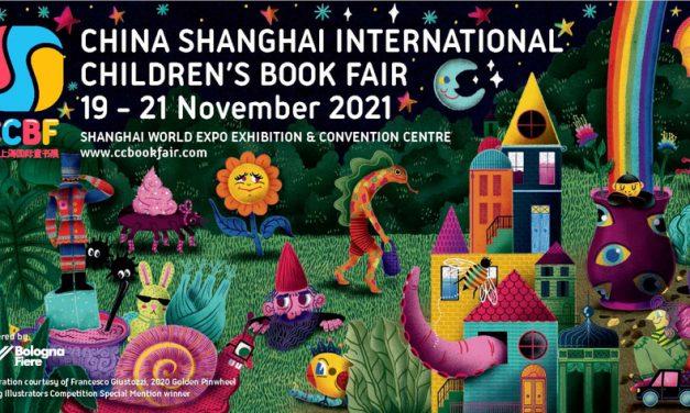 La Feria Internacional del Libro de Shangai invita a las editoriales a participar en el Children Plus-Books & Seeds