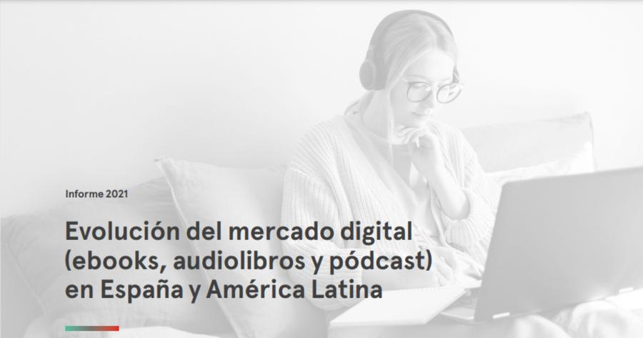 La facturación de audiolibros crece 137 % en los mercados de lengua española