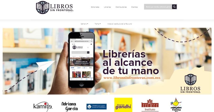 Nace en México Libros Sin Fronteras
