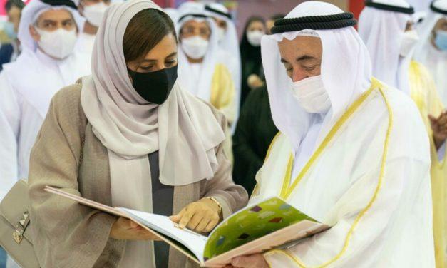 Las ventas del nuevo libro de Bodour Al Qasimi se invertirán en las bibliotecas de Gaza