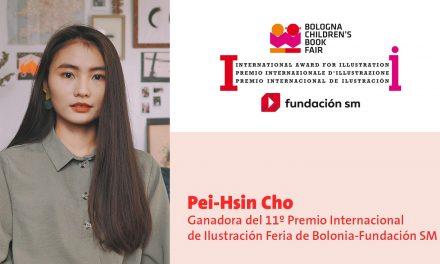 Pei-Hsin Cho gana el Premio Internacional de Ilustración Feria de Bolonia-Fundación SM