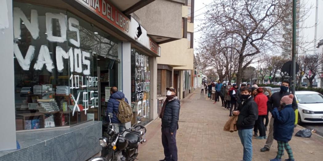 Adiós a la histórica librería El Aleph de La Plata